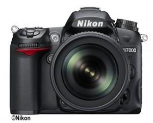 Nikon D7000 Frontansicht ©Nikon