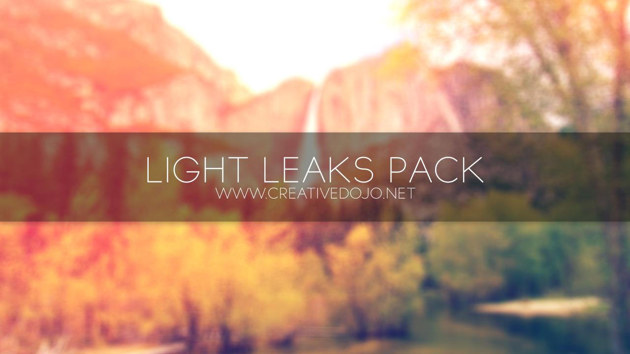 500MB kostenlose Light Leaks