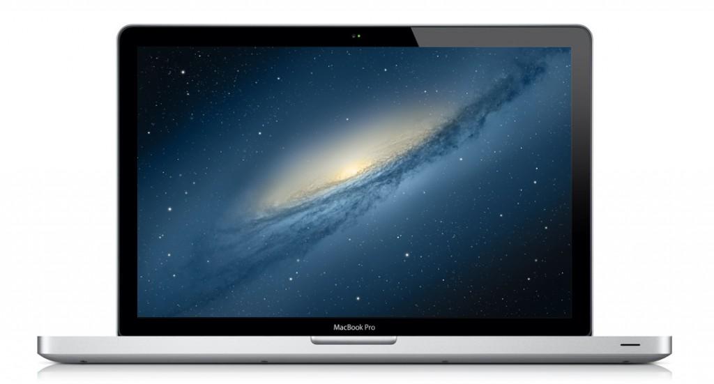 macbook pro frontansicht