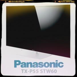 panasonic tx-p55 stw60 plasma tv