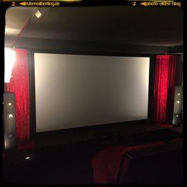 UPDATE: Projekt Heimkino & Screening Room