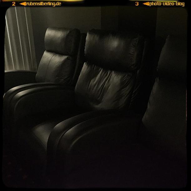 Loge mit Relax-Sesseln